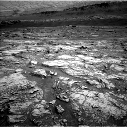 Nasa's Mars rover Curiosity acquired this image using its Left Navigation Camera on Sol 2933, at drive 826, site number 83