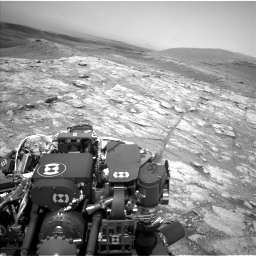 Nasa's Mars rover Curiosity acquired this image using its Left Navigation Camera on Sol 2933, at drive 862, site number 83