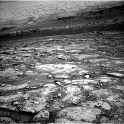 Nasa's Mars rover Curiosity acquired this image using its Left Navigation Camera on Sol 2933, at drive 868, site number 83
