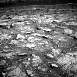 Nasa's Mars rover Curiosity acquired this image using its Left Navigation Camera on Sol 2933, at drive 904, site number 83