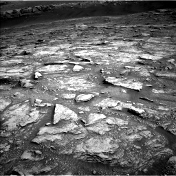 Nasa's Mars rover Curiosity acquired this image using its Left Navigation Camera on Sol 2933, at drive 910, site number 83