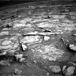 Nasa's Mars rover Curiosity acquired this image using its Left Navigation Camera on Sol 2933, at drive 922, site number 83