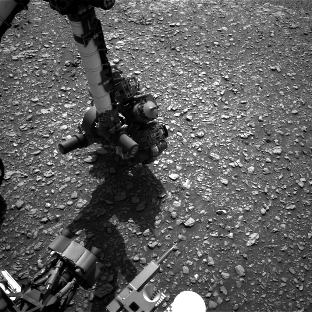 Nasa's Mars rover Curiosity acquired this image using its Right Navigation Camera on Sol 2933, at drive 682, site number 83