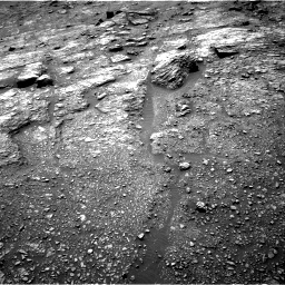 Nasa's Mars rover Curiosity acquired this image using its Right Navigation Camera on Sol 2933, at drive 802, site number 83