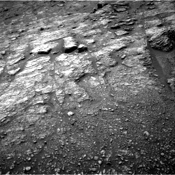 Nasa's Mars rover Curiosity acquired this image using its Right Navigation Camera on Sol 2933, at drive 814, site number 83