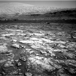 Nasa's Mars rover Curiosity acquired this image using its Right Navigation Camera on Sol 2933, at drive 820, site number 83