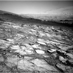 Nasa's Mars rover Curiosity acquired this image using its Right Navigation Camera on Sol 2933, at drive 850, site number 83