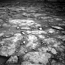 Nasa's Mars rover Curiosity acquired this image using its Right Navigation Camera on Sol 2933, at drive 874, site number 83