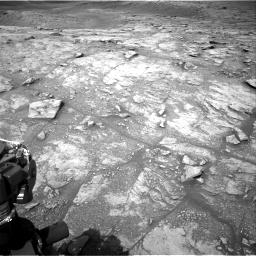 Nasa's Mars rover Curiosity acquired this image using its Right Navigation Camera on Sol 2933, at drive 892, site number 83