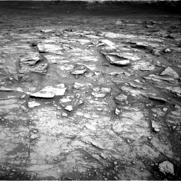 Nasa's Mars rover Curiosity acquired this image using its Right Navigation Camera on Sol 2933, at drive 898, site number 83