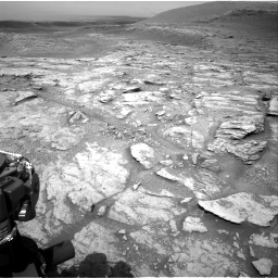 Nasa's Mars rover Curiosity acquired this image using its Right Navigation Camera on Sol 2933, at drive 904, site number 83