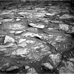 Nasa's Mars rover Curiosity acquired this image using its Right Navigation Camera on Sol 2933, at drive 910, site number 83
