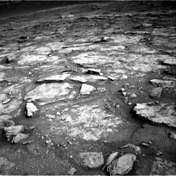 Nasa's Mars rover Curiosity acquired this image using its Right Navigation Camera on Sol 2933, at drive 922, site number 83