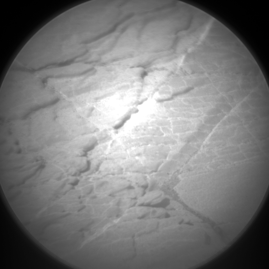 Nasa's Mars rover Curiosity acquired this image using its Chemistry & Camera (ChemCam) on Sol 2934, at drive 932, site number 83