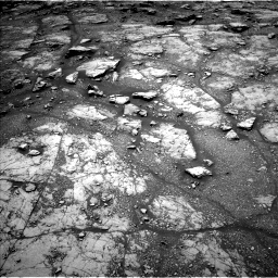 Nasa's Mars rover Curiosity acquired this image using its Left Navigation Camera on Sol 2936, at drive 932, site number 83