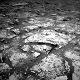 Nasa's Mars rover Curiosity acquired this image using its Left Navigation Camera on Sol 2936, at drive 998, site number 83