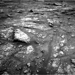 Nasa's Mars rover Curiosity acquired this image using its Left Navigation Camera on Sol 2936, at drive 1052, site number 83