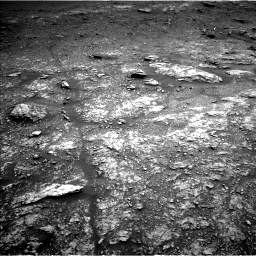 Nasa's Mars rover Curiosity acquired this image using its Left Navigation Camera on Sol 2936, at drive 1112, site number 83