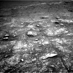 Nasa's Mars rover Curiosity acquired this image using its Left Navigation Camera on Sol 2936, at drive 1118, site number 83