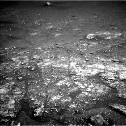 Nasa's Mars rover Curiosity acquired this image using its Left Navigation Camera on Sol 2936, at drive 1202, site number 83