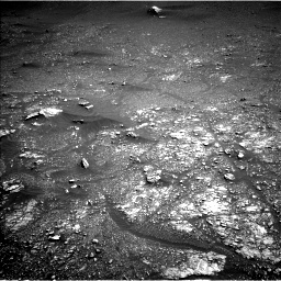 Nasa's Mars rover Curiosity acquired this image using its Left Navigation Camera on Sol 2936, at drive 1214, site number 83