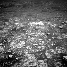 Nasa's Mars rover Curiosity acquired this image using its Left Navigation Camera on Sol 2936, at drive 1232, site number 83