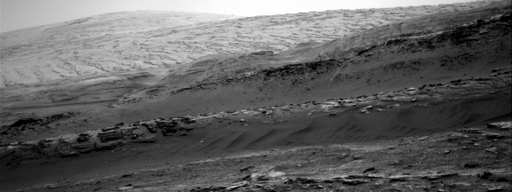 Nasa's Mars rover Curiosity acquired this image using its Right Navigation Camera on Sol 2936, at drive 932, site number 83