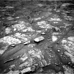 Nasa's Mars rover Curiosity acquired this image using its Right Navigation Camera on Sol 2936, at drive 950, site number 83
