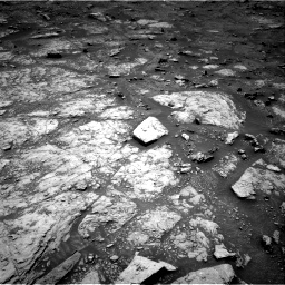 Nasa's Mars rover Curiosity acquired this image using its Right Navigation Camera on Sol 2936, at drive 974, site number 83