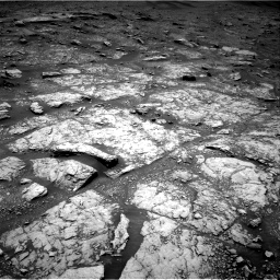 Nasa's Mars rover Curiosity acquired this image using its Right Navigation Camera on Sol 2936, at drive 992, site number 83