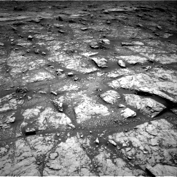 Nasa's Mars rover Curiosity acquired this image using its Right Navigation Camera on Sol 2936, at drive 1004, site number 83