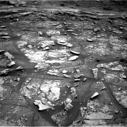 Nasa's Mars rover Curiosity acquired this image using its Right Navigation Camera on Sol 2936, at drive 1022, site number 83