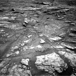 Nasa's Mars rover Curiosity acquired this image using its Right Navigation Camera on Sol 2936, at drive 1046, site number 83