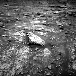 Nasa's Mars rover Curiosity acquired this image using its Right Navigation Camera on Sol 2936, at drive 1058, site number 83