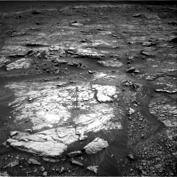 Nasa's Mars rover Curiosity acquired this image using its Right Navigation Camera on Sol 2936, at drive 1076, site number 83