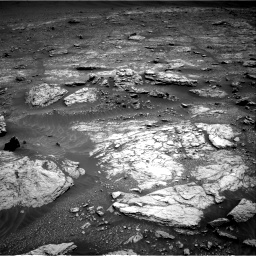 Nasa's Mars rover Curiosity acquired this image using its Right Navigation Camera on Sol 2936, at drive 1082, site number 83