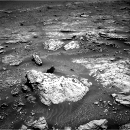 Nasa's Mars rover Curiosity acquired this image using its Right Navigation Camera on Sol 2936, at drive 1088, site number 83