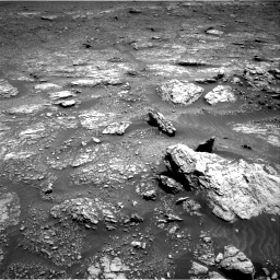 Nasa's Mars rover Curiosity acquired this image using its Right Navigation Camera on Sol 2936, at drive 1094, site number 83
