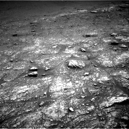 Nasa's Mars rover Curiosity acquired this image using its Right Navigation Camera on Sol 2936, at drive 1124, site number 83