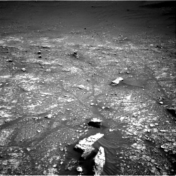 Nasa's Mars rover Curiosity acquired this image using its Right Navigation Camera on Sol 2936, at drive 1160, site number 83
