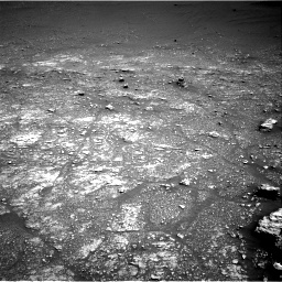 Nasa's Mars rover Curiosity acquired this image using its Right Navigation Camera on Sol 2936, at drive 1166, site number 83