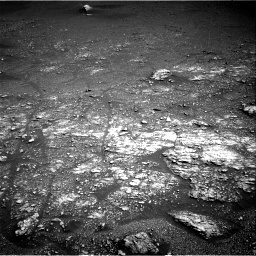 Nasa's Mars rover Curiosity acquired this image using its Right Navigation Camera on Sol 2936, at drive 1202, site number 83