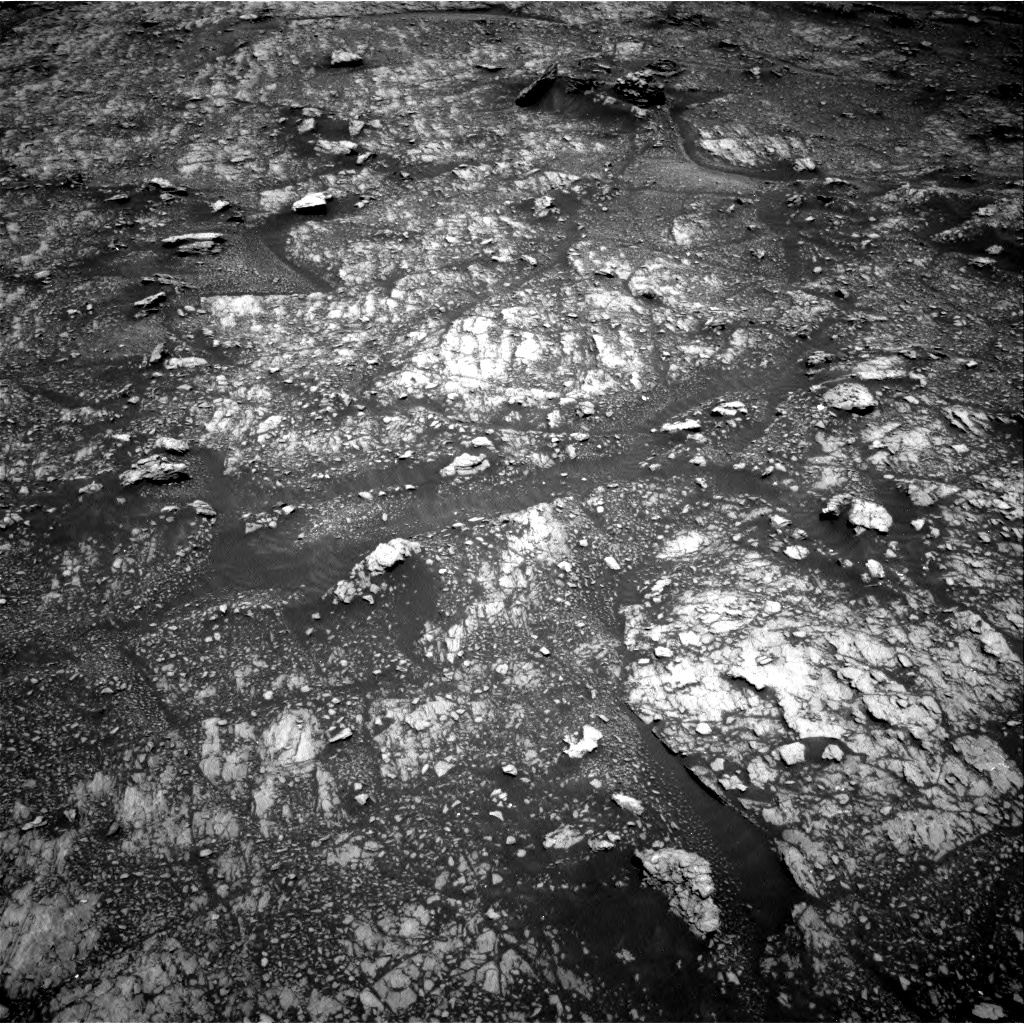 Nasa's Mars rover Curiosity acquired this image using its Right Navigation Camera on Sol 2936, at drive 1220, site number 83