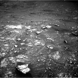 Nasa's Mars rover Curiosity acquired this image using its Right Navigation Camera on Sol 2936, at drive 1226, site number 83