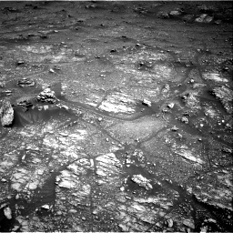 Nasa's Mars rover Curiosity acquired this image using its Right Navigation Camera on Sol 2936, at drive 1262, site number 83