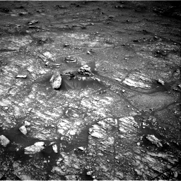 Nasa's Mars rover Curiosity acquired this image using its Right Navigation Camera on Sol 2936, at drive 1268, site number 83