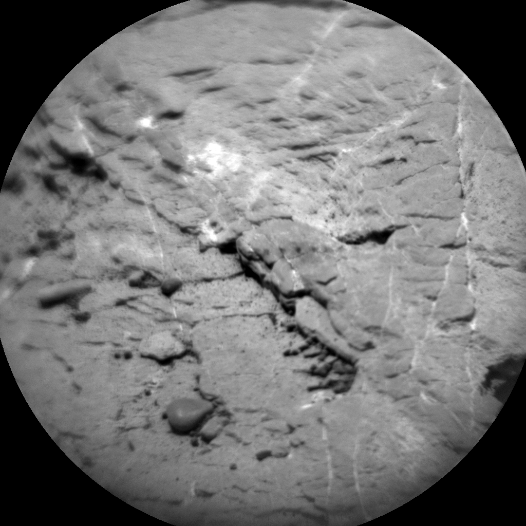 Nasa's Mars rover Curiosity acquired this image using its Chemistry & Camera (ChemCam) on Sol 2936, at drive 932, site number 83