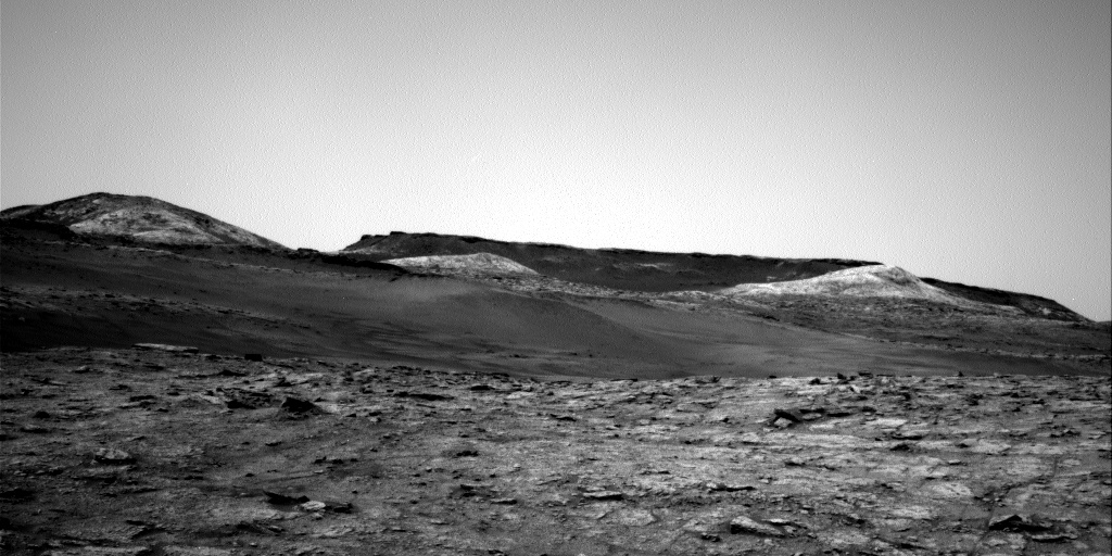 Nasa's Mars rover Curiosity acquired this image using its Right Navigation Camera on Sol 2937, at drive 1278, site number 83
