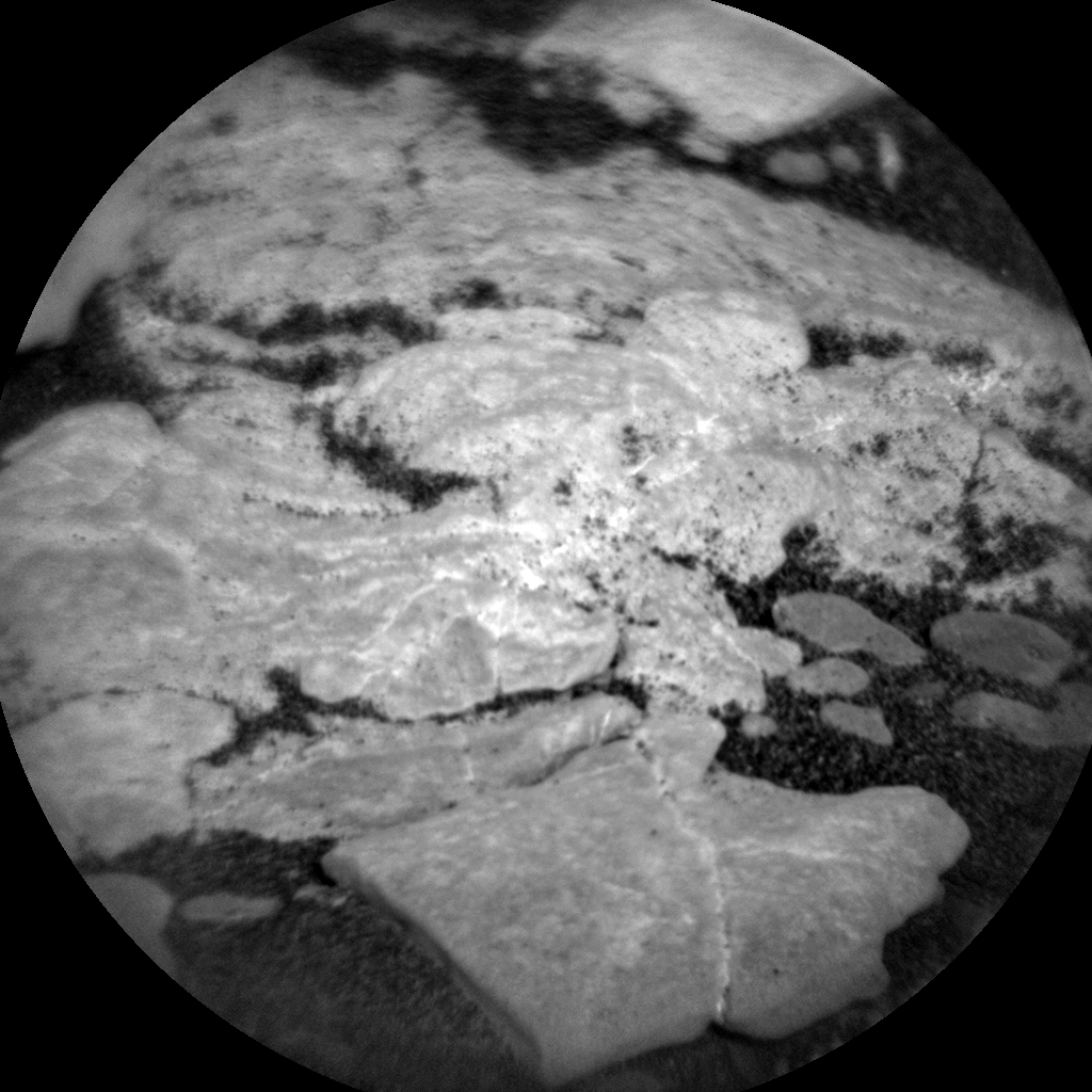 Nasa's Mars rover Curiosity acquired this image using its Chemistry & Camera (ChemCam) on Sol 2937, at drive 1278, site number 83