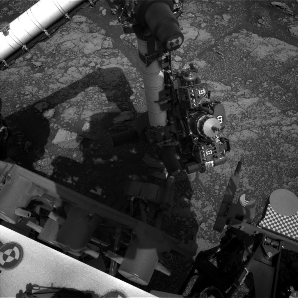 Nasa's Mars rover Curiosity acquired this image using its Left Navigation Camera on Sol 2938, at drive 1278, site number 83